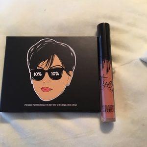 Kylie Cosmetics Makeup - Kylie x Kris Jenner Momager Kit